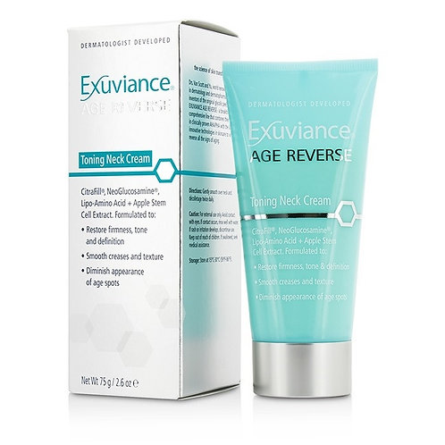 Exuviance Age Reverse Toning Neck Cream, 75g