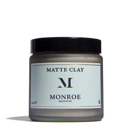 Monroe Matte Hair Clay - 120ml