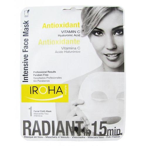 IROHA Intensive Mask Vitamin C - Pk5