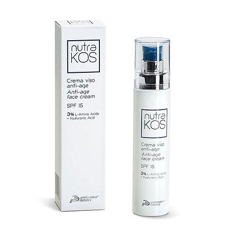 Nutrakos Cream Visage Anti-Age SPF-15 - 50ml
