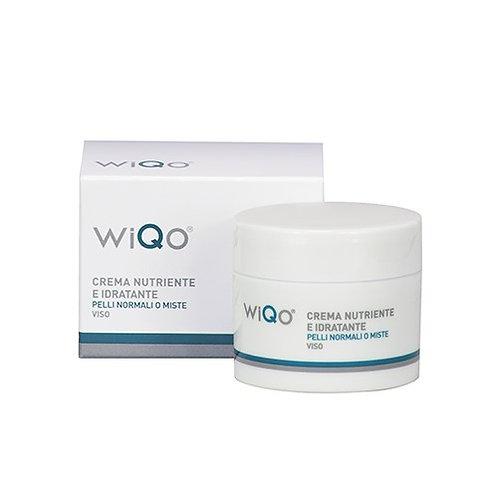 WiQO Normal/Combination Face Cream - 50ml
