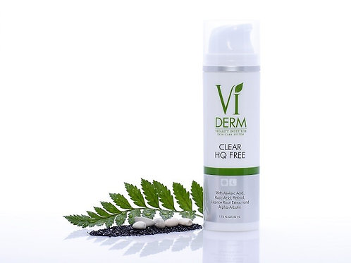 VI Derm Clear HQ-free Skin Brightener - 50ml