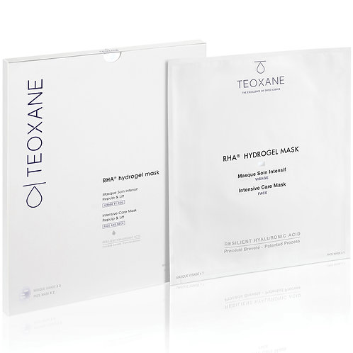 Teoxane RHA Hydrogel Face/Neck Mask - Pk 4