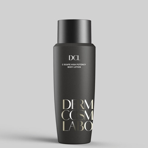 DCL C Scape High Potency Body Lotion - 300ml