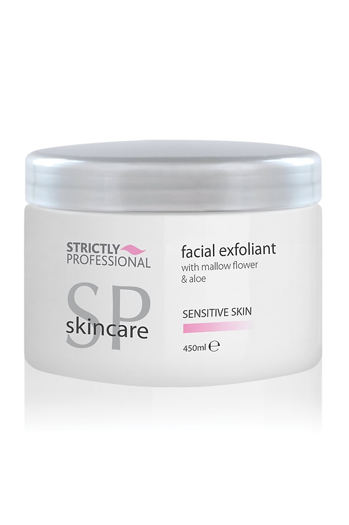Strictly Professional Facial Exfoliant (Sensitive Skin) - 450ml