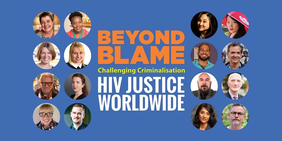 Más allá de la culpa: desafiando la criminalización para la justicia del VIH en todo el mundo