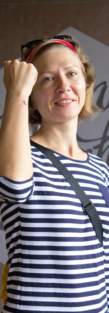 Sander van Bussel - Katerina Vesylehenko