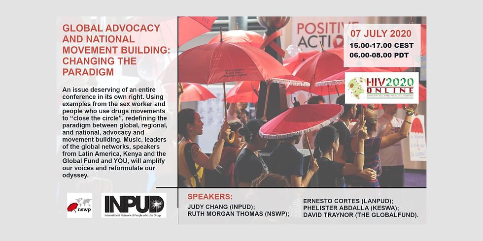 Promoción global y construcción del movimiento nacional: cambiando el paradigma