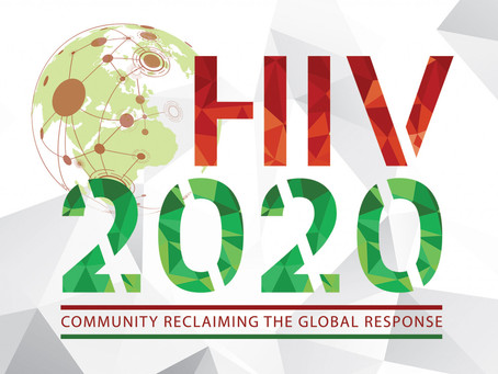 Introducing the Winner of the HIV2020 Logo Contest!