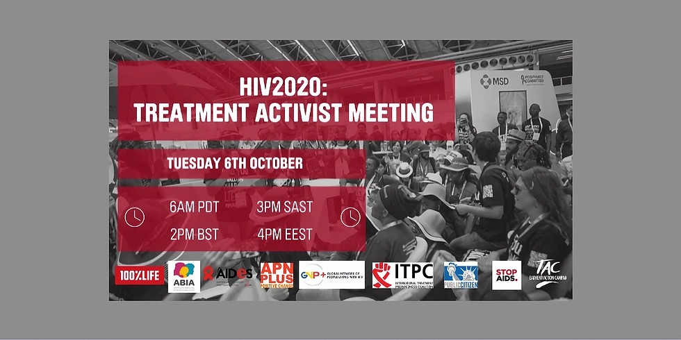 Treatment Activist Meeting