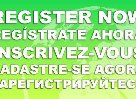 Inscrivez-vous dès maintenant à HIV2020 Online !