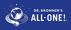 """Family-owned and run, Dr. Bronner's honors the vision of its founder Dr. E.H. Bronner by making socially and environmentally responsible products of the highest quality, while dedicating its profits to help make a better world. Now the top-selling brand of organic & fair trade bodycare in the U.S., Dr. Bronner's was founded in 1948 by Emanuel Bronner, a third-generation master soapmaker from a German-Jewish soapmaking family. He used the labels on his superb ecological soaps to spread his message that we must realize our transcendent unity across religious & ethnic divides or perish: """"We are All-One or None!""""  Today, Dr. Bronner's continues its commitment to building an engine for promoting and advancing positive social change – from pioneering USDA certified organic personal care products, to creating fair trade projects across the world that ensure fair and just treatment of farmers and workers, to sustaining a socially responsible workplace at its manufacturing plant in San Diego County. All-One!"""