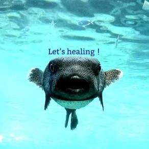 Let's healing!