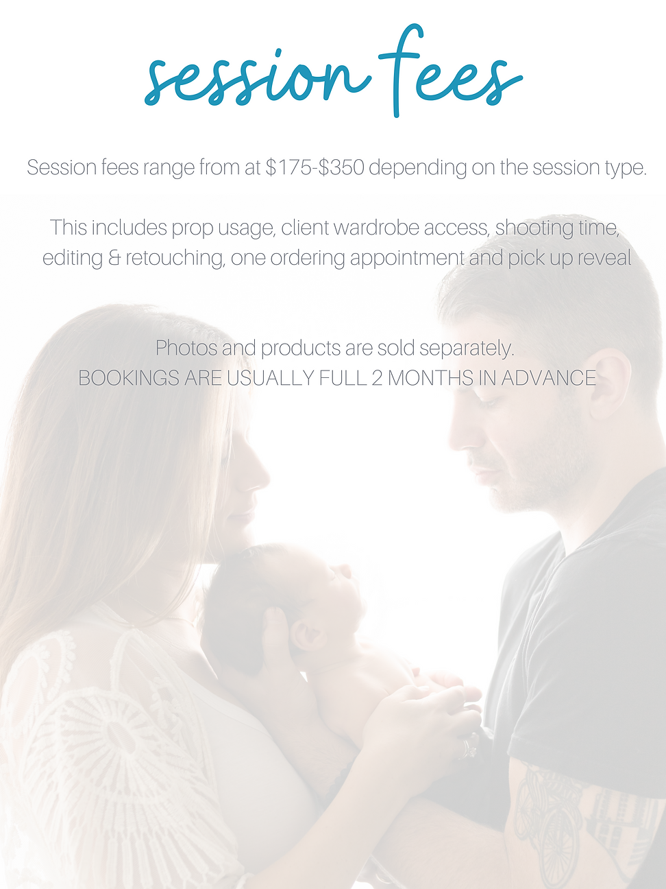 Copy of LHP NEWBORN PHOTOGRAPHY PACKAGES