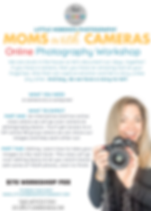 Copy of Yellow Camera Photography Flyer.
