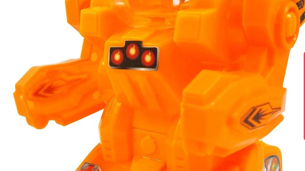 Super Robot Warriors - Orange