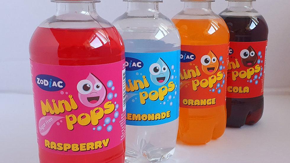 Mini Pops Drink - Orange