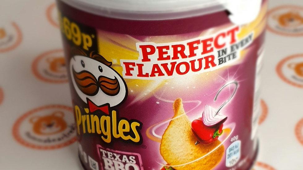 Pringle Pot - Texas BBQ