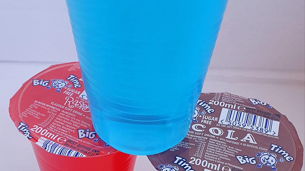 Cup Drink - Bubblegum