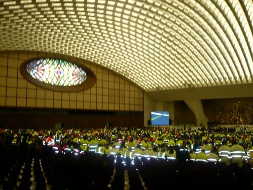Udienza Papa 2010 (3).JPG