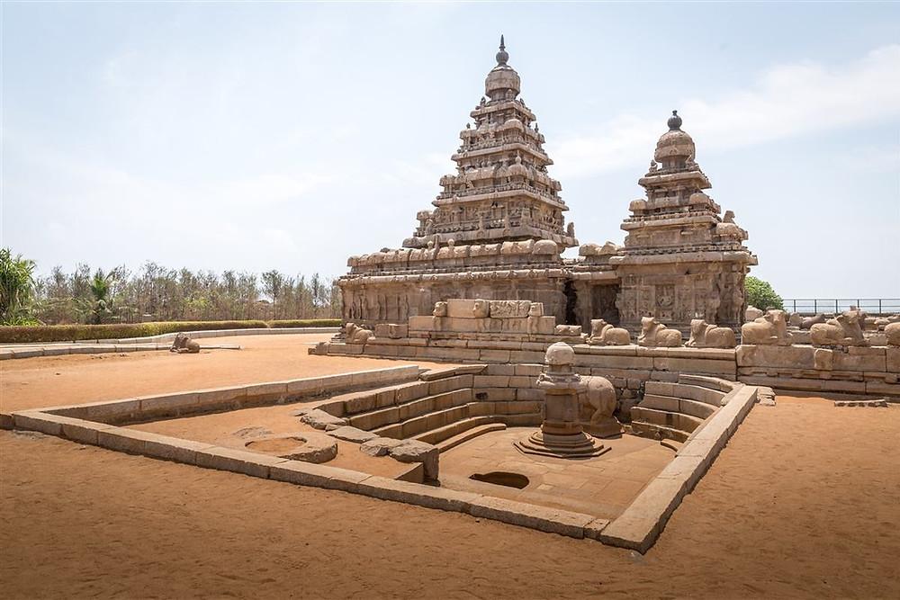 Mahabalipuram of South India