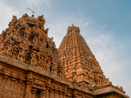 Visit the Great Chola Temples of South India - Marvels of the South