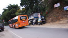Bus options from Cochin to Munnar Via Aluva and Cochin Airport
