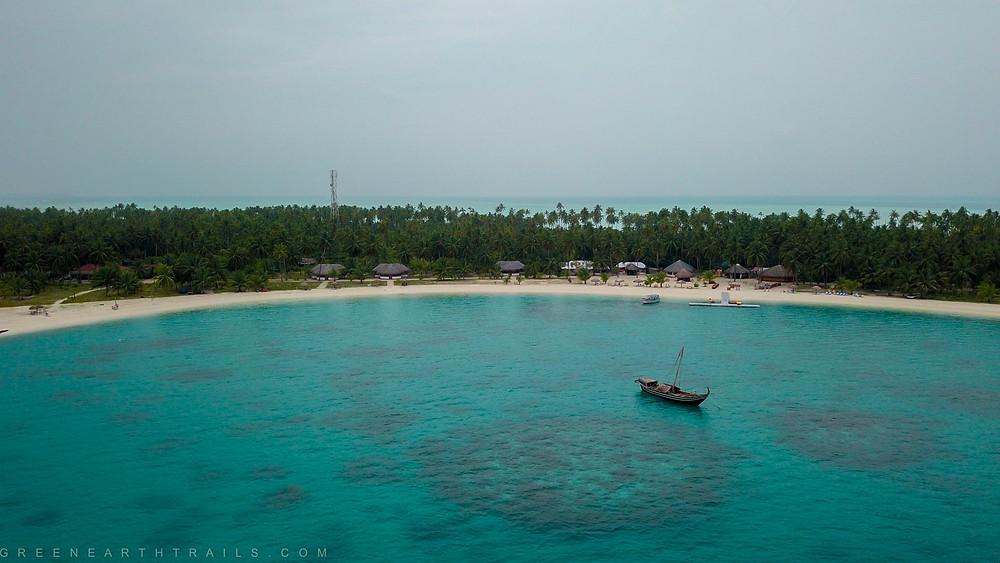 Bangaram Atoll Lakshadweep