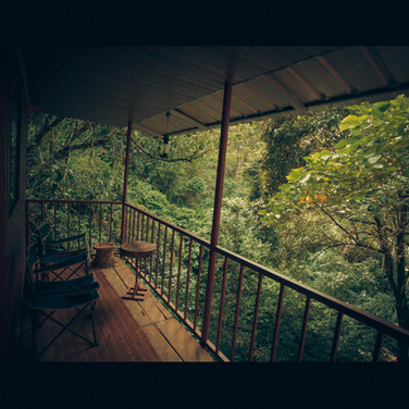 Rock House rooms - Balcony