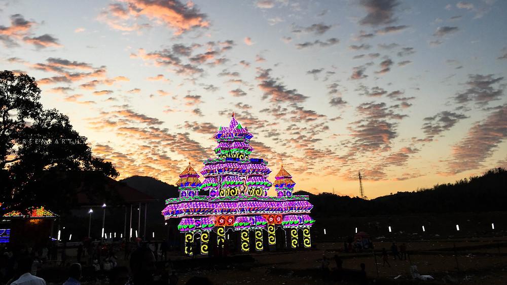 Uthralikkavu Vela, Vadakkancherry