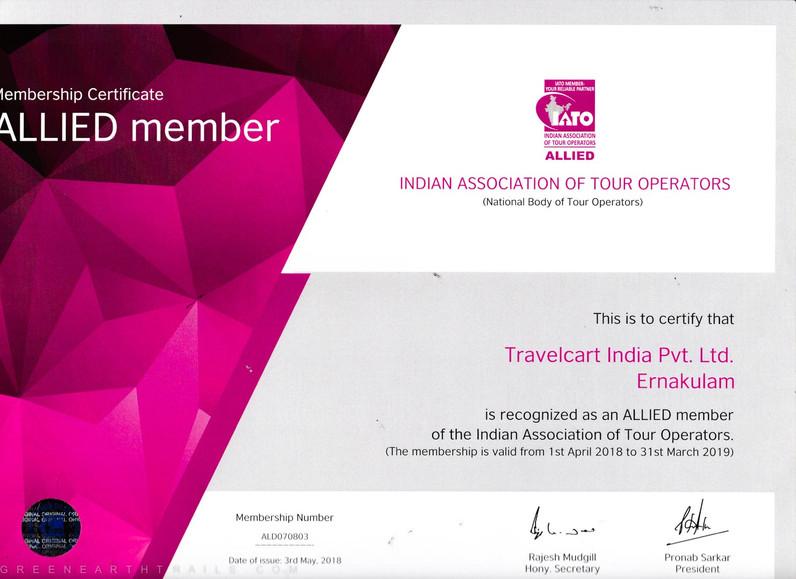 Indian Association of Tour Operators