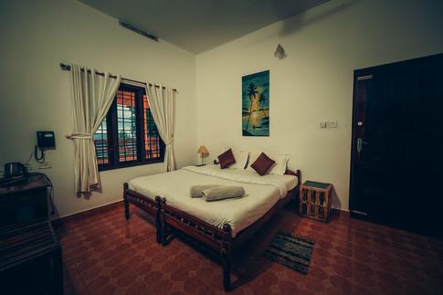 Guest Bedroom - Garden Room