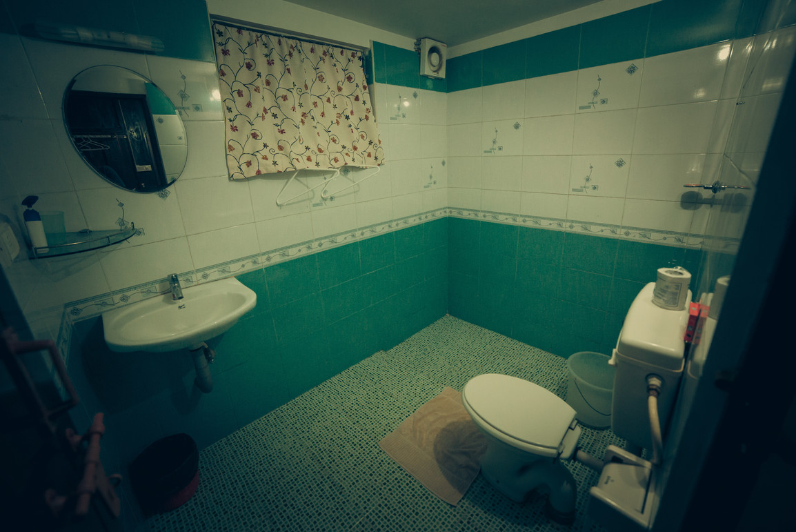 Bathroom - traditional Cottage Rooms