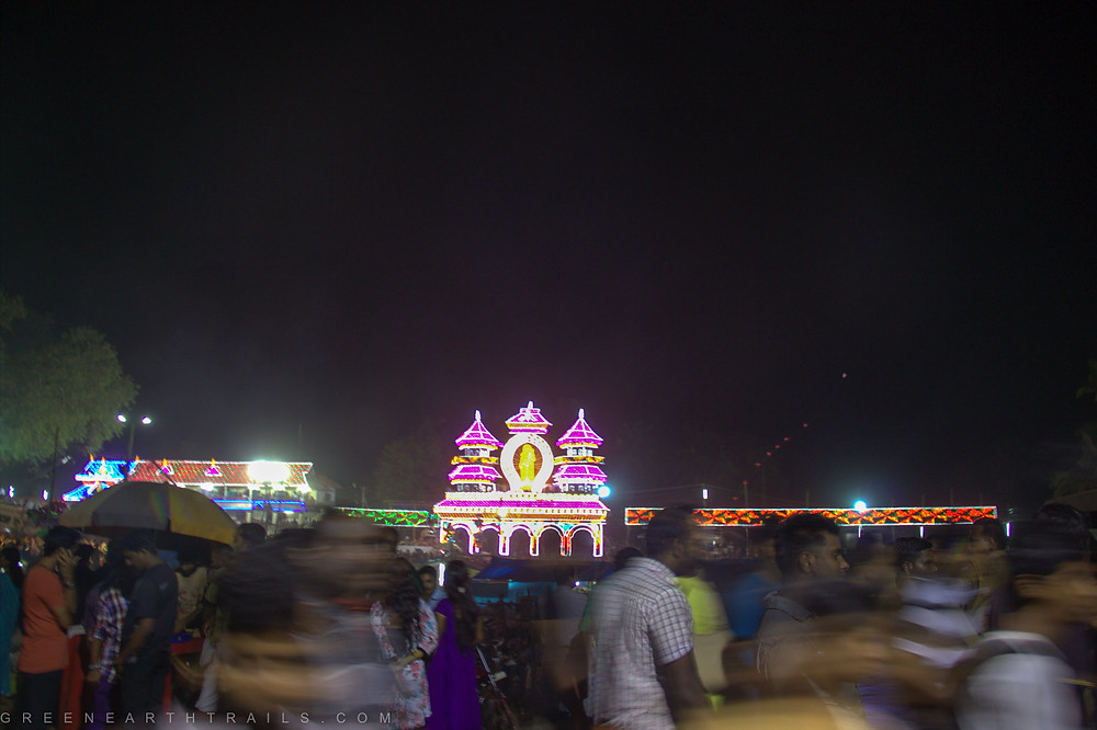 Arattupuzha Pooram Thrissur Kerala