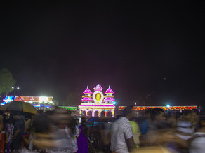 Arattupuzha Pooram : Electrifying ambiance of a Festival in Kerala