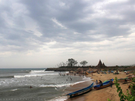 Visit Mahabalipuram to see the Legacy in Stones