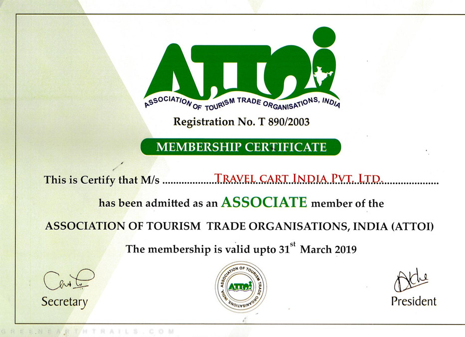 Association of Tourism Trade Organisations India