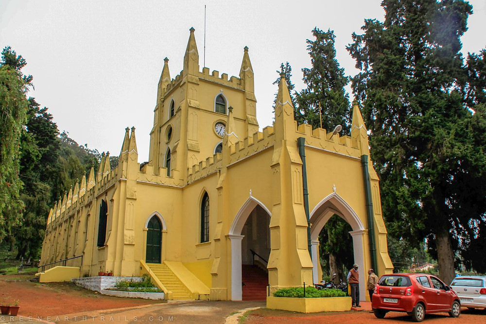 The St. Stephen's Church Ooty