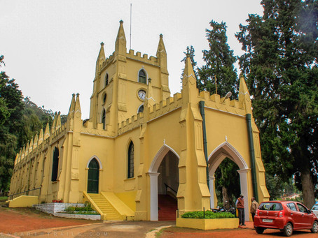 St. Stephens Church: a mute witness to the colonial history of the Nilgiris