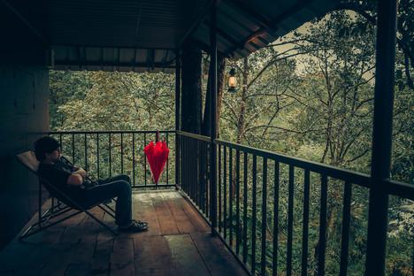 Tree House balcony