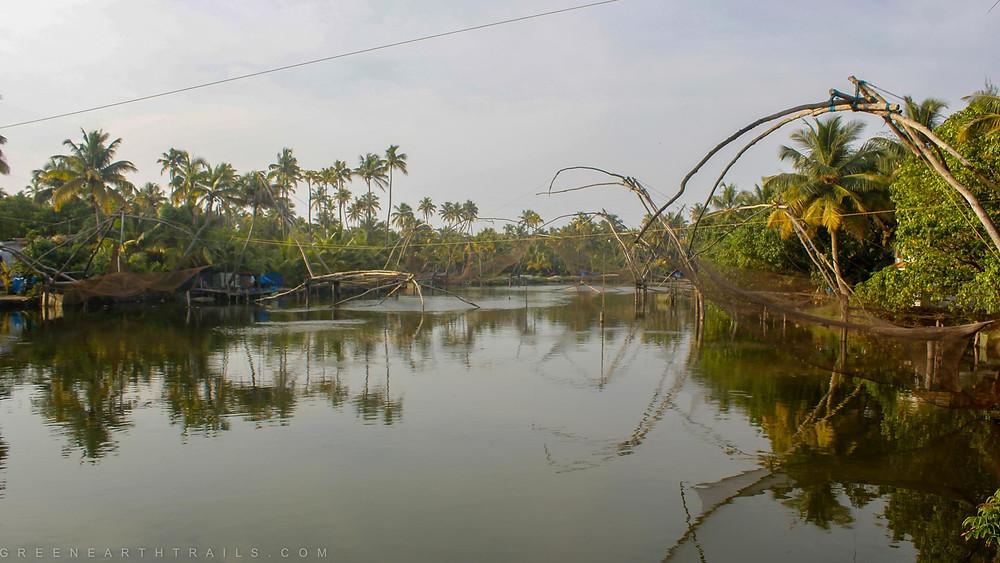 Kumbalangi Village tours