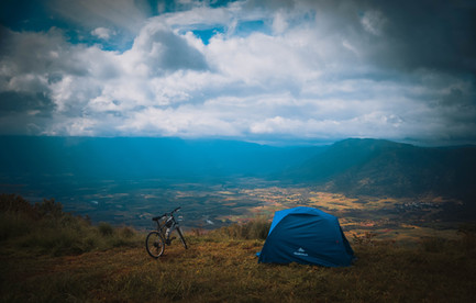 The View of the Valley and Camping