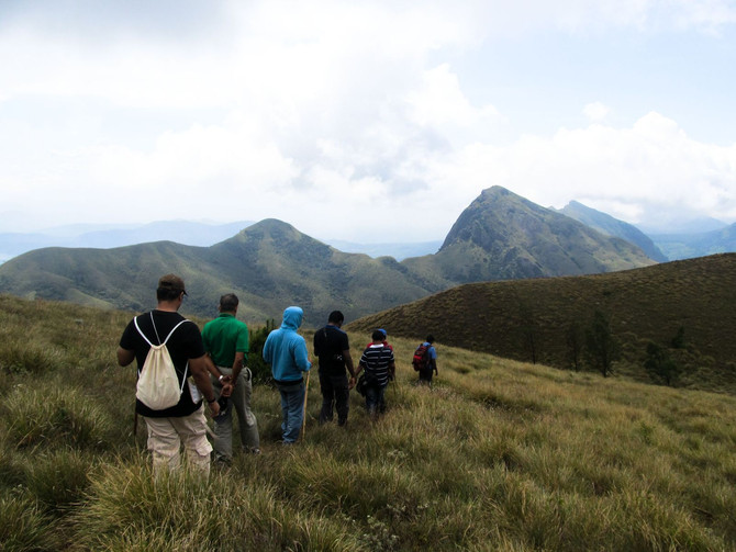 Where should you be going for a great trek in Munnar