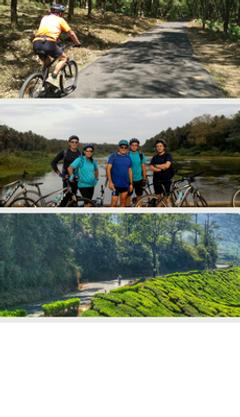 Kerala Tour Operator | South India Cycling tour