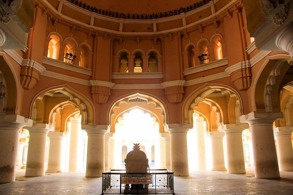 Tirumalai Naykar Palace