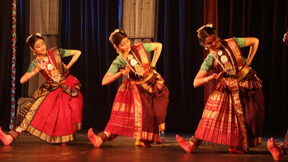 December art festival - Kalakshetra Chennai