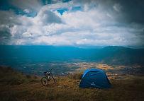 Camping Tents at Beaumont Plantation Ret