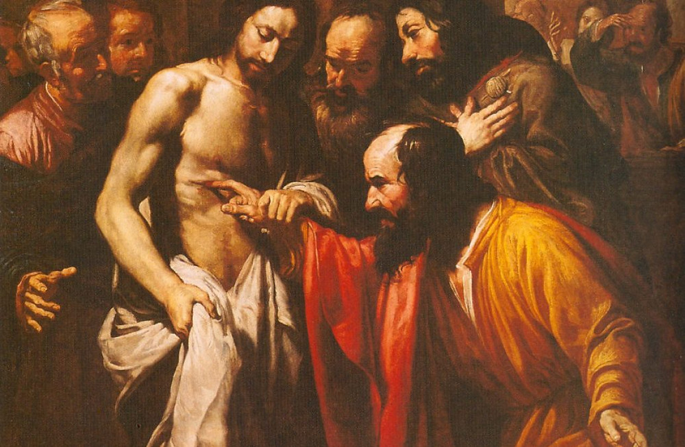 After the resurrection of Christ