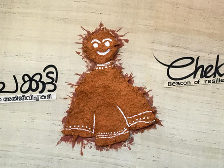 Chekutty arises as mascot of hope