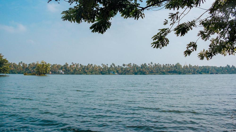 Chendamangalam on the banks of Periyar River